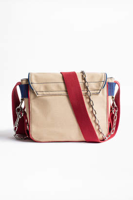 Zadig & Voltaire Ready-Made Canvas bag