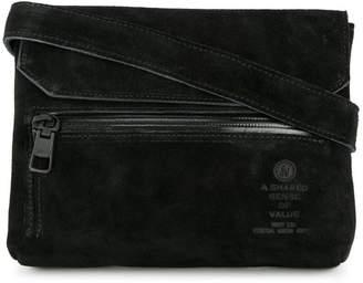 As2ov flap shoulder bag