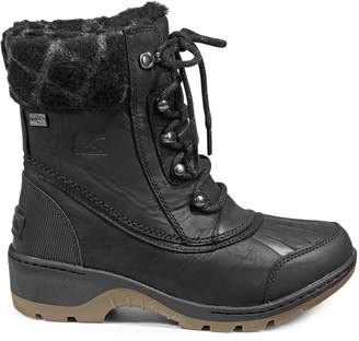 Sorel Women's Whistler Waterproof Leather Winter Boots