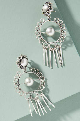 Anthropologie Ash Drop Earrings