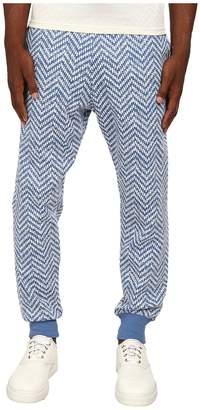 Vivienne Westwood Jacquard Herringbone Sweatpants Men's Casual Pants