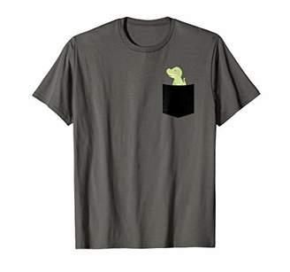 Dinosaur In Your Pocket T Shirt