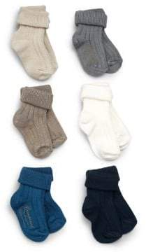 Bonpoint Baby's Seven-Pair Cotton Socks