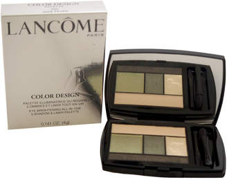 Lancôme #500 Jade Fever Color Design 5 Shadow & Liner Palette