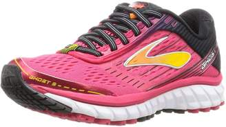 Brooks Women's Ghost 9 Running Shoe (BRK-120225 1B 3692230 6 BLU/PUR/WHT)