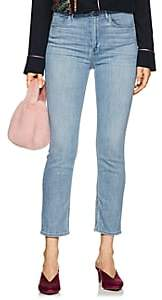 3x1 Women's W4 Colette Slim Crop Jeans - Lt. Blue