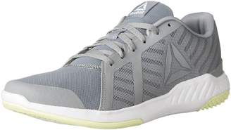 Reebok Men's Everchill TR 2.0 Cross Trainers, Flint Grey/Electric Flash/White
