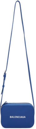Balenciaga Blue XS Everyday Camera Bag