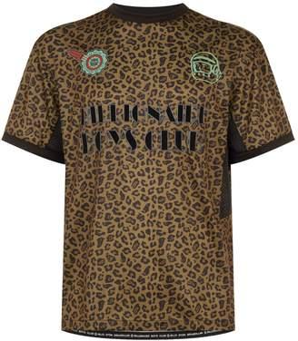 Billionaire Boys Club Leopard Print Sports T-Shirt