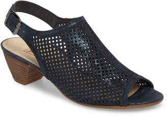 7392adb3ec3 Paul Green Blue Women s Sandals - ShopStyle