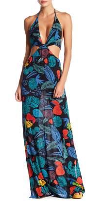 Raga Punta Uva Cutout Maxi Dress