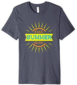 Best Summer Ever Sunshine T-Shirt