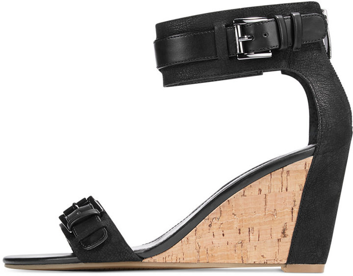Marc Fisher Camron Wedge Sandals