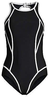 Miraclesuit Swim Swim Women's Prismatix Line-Up One-Piece Swimsuit