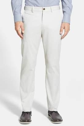 Nordstrom Wrinkle Free Straight Leg Chinos