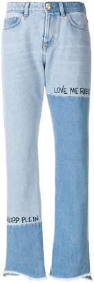 Philipp Plein Eustoma Sunset jeans