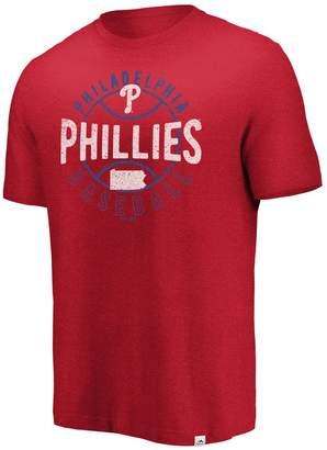 Majestic Men's Philadelphia Phillies State Tee