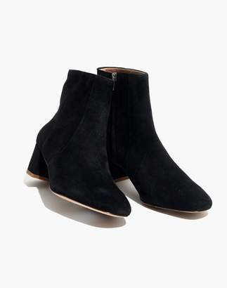 Madewell The Jada Boot in Suede