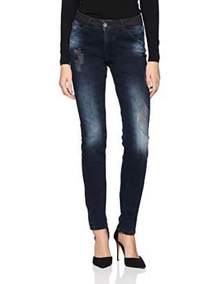 Pierre Cardin Women's Fav Skinny Jeans, (Black 394), W31/L30