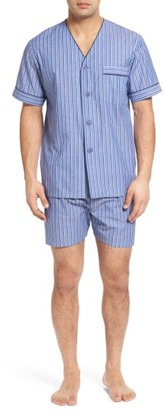 Men's Majestic International Cole Cotton Blend Pajama Set $40 thestylecure.com