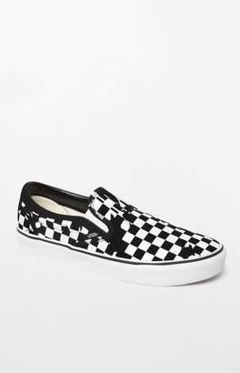a909d695a18a Vans Overprint Checker Slip-On Shoes