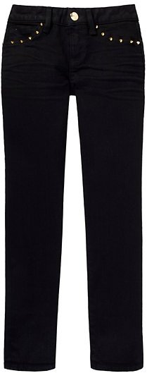 Juicy Couture Girls Studded Skinny Jean