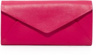 Michael Kors Collection Envelope Chain Wallet $490 thestylecure.com