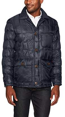 Thermoluxe Heat System Men's Butler Quileted Walking Jacket with Integrated Heat System