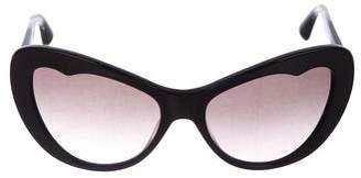 e595ea3d8154 Pre-Owned at TheRealReal · Miu Miu Cat-Eye Tinted Sunglasses