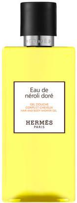Hermes Eau de néroli doré Hair & Body Shower Gel, 6.5 oz./ 200 mL