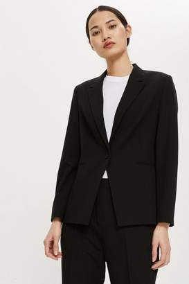 Topshop Single breasted blazer