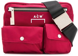 A-Cold-Wall* large logo belt bag