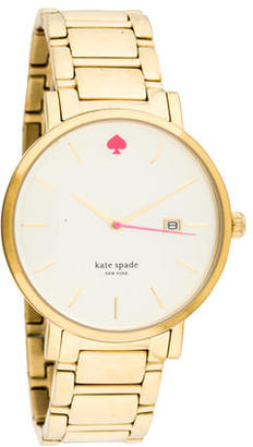 Kate Spade New York Seaport Grand Watch $95 thestylecure.com