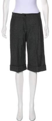 Dolce & Gabbana Wool Bermuda Shorts w/ Tags