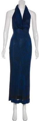 Leonard Jersey Maxi Dress