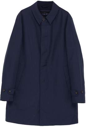 Sealup Detachable puffer vest twill raincoat