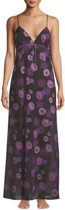 Dhalias Floral-Print Nightgown