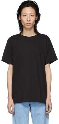 Calvin Klein Underwear Three-Pack Black Classic Fit T-Shirt