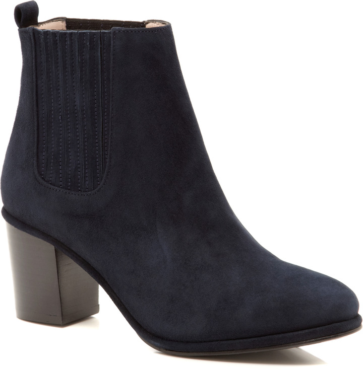 Opening Ceremony Brenda Suede Ankle Boots