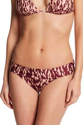 Vix Animal Print Hipster Bikini Bottom