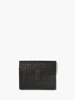 Leather Card & Coin Case $158 thestylecure.com