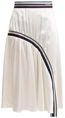 Sportmax Robinia Skirt - Womens - White