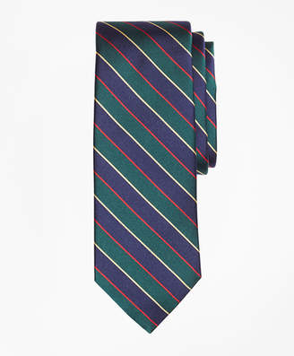 Brooks Brothers Argyll and Sutherland Stripe 200th Anniversary Limited-Edition Tie