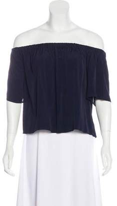 Otis & Maclain Off-The-Shoulder Short Sleeve Top w/ Tags