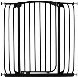 Dream Baby Dreambaby Chelsea Xtra-Tall & Wide Safety Gate (Fits 97cm-106cm) Black