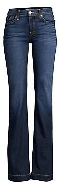7 For All Mankind Women's B(air) Dojo Bootcut Jeans