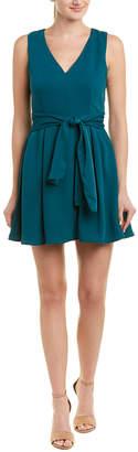 J.o.a. Pleated A-Line Dress