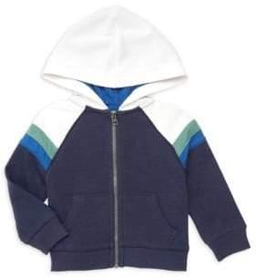 Splendid Baby Boy's& Little Boy's Racing Stripe Hooded Jacket