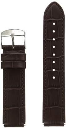 Philip Stein Teslar 2-CSTACH 20mm Leather Calfskin Watch Strap