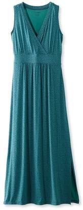 L.L. Bean L.L.Bean Summer Knit Maxi Dress, Paisley Print